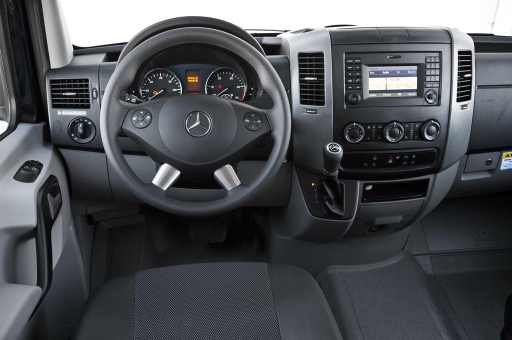 Derfor er jeg helt vild med min nye Mercedes Sprinter